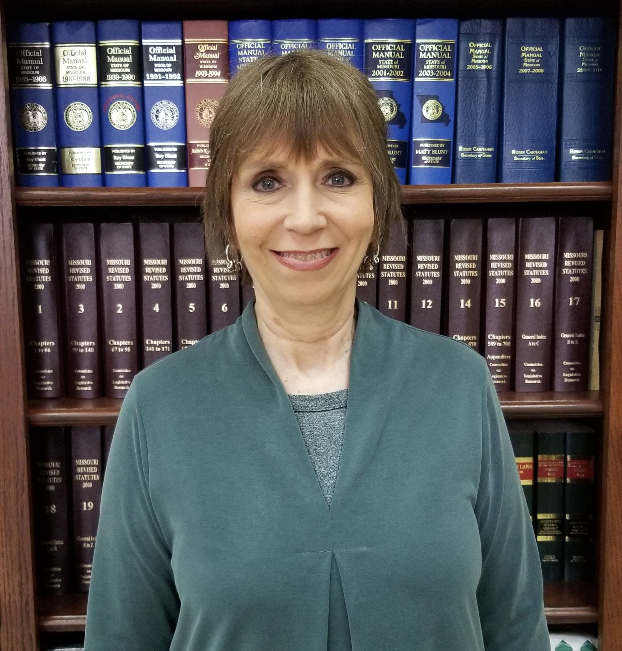 Connie Green - Recorder of Deeds
