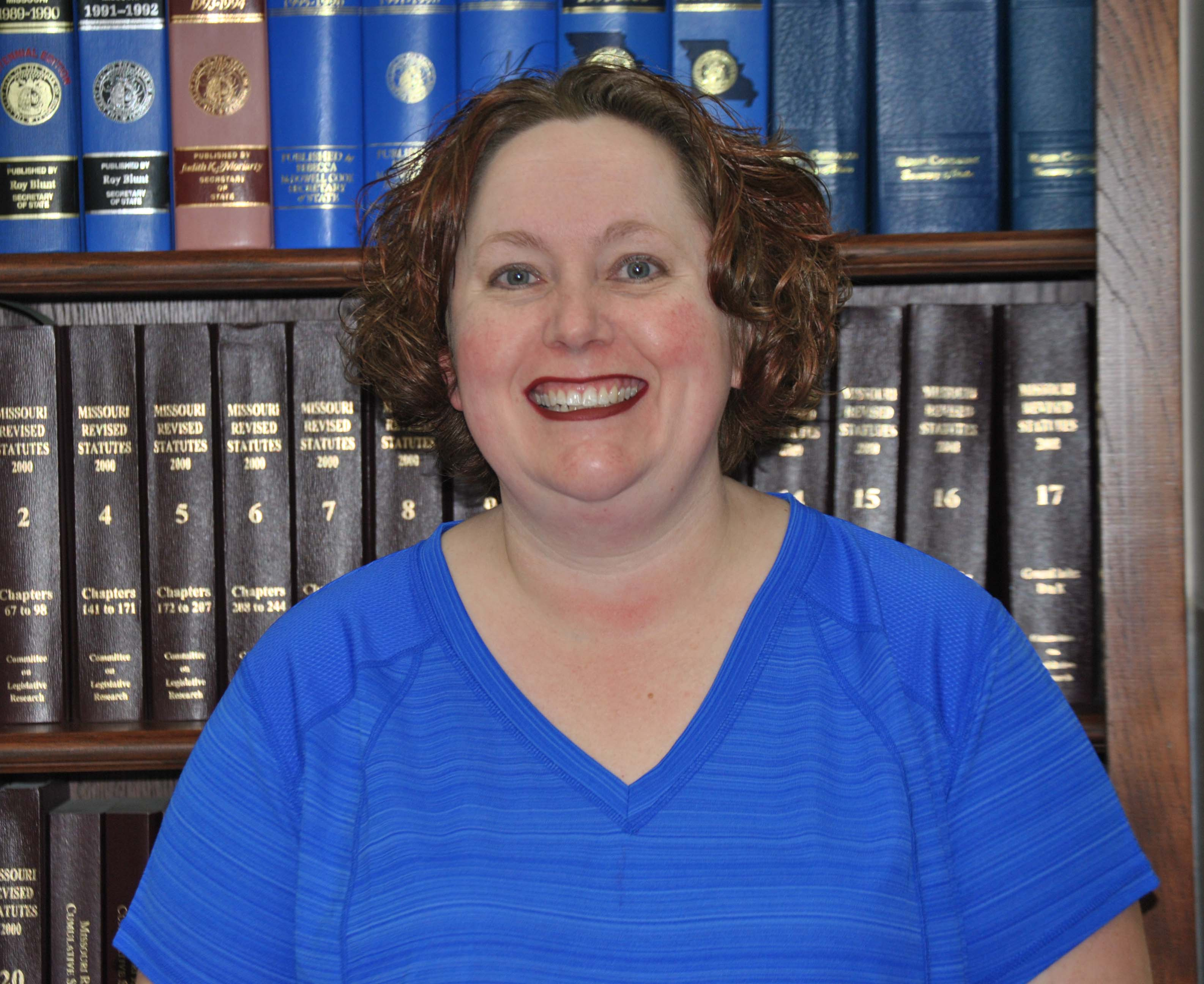 Angela Casey -  County Clerk Office Coordinator